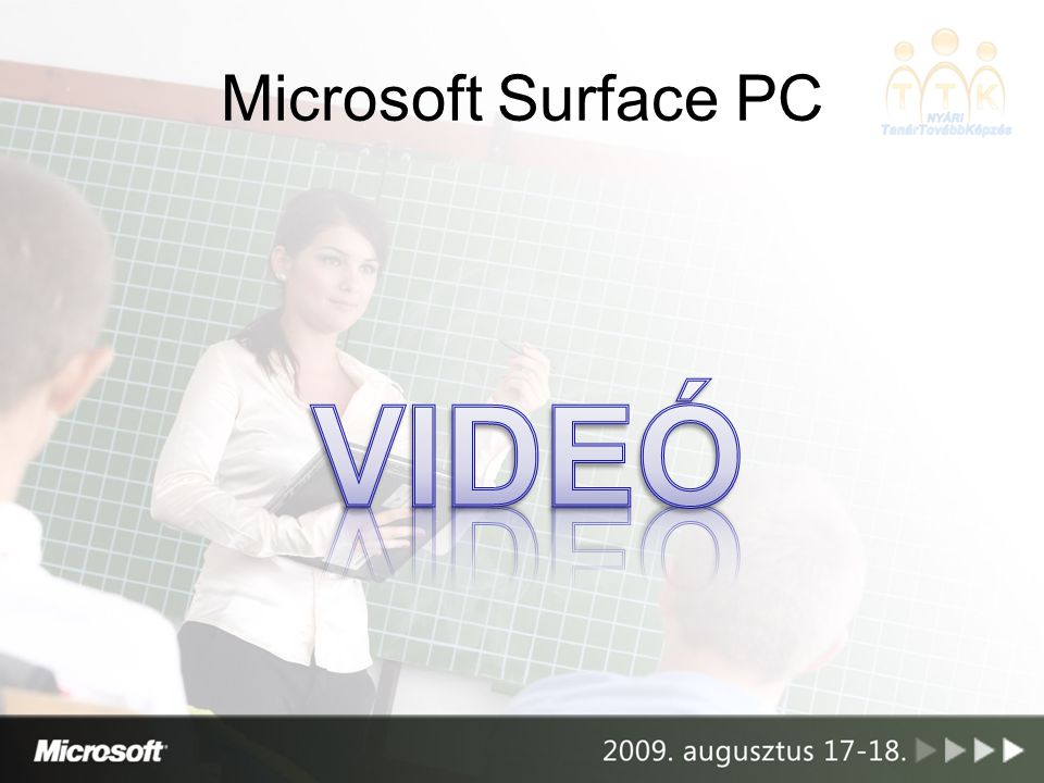 Microsoft Surface PC