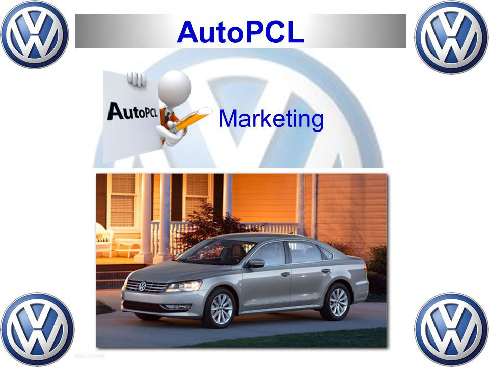 AutoPCL Marketing