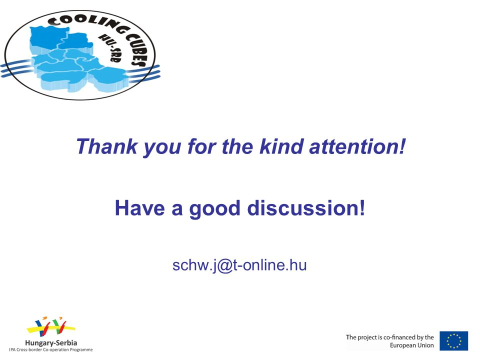 Thank you for the kind attention! Have a good discussion!