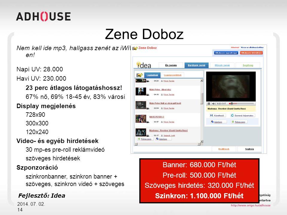 Online társkereső profil fejléc példái