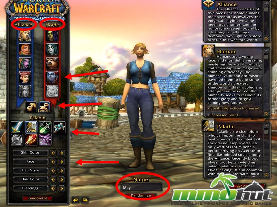 Társkereső oldal a World of Warcraft játékosok számára